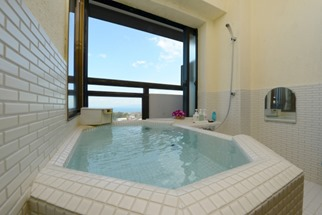 NEWオリエンタル露天風呂付き客室