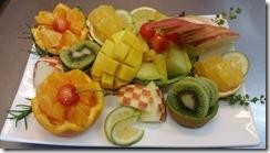 フルーツアレンジメント