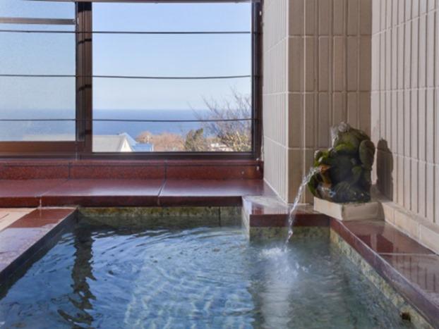 バリルーム 海望む展望温泉