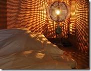 海望むオリエンタル露天風呂付き客室 寝室
