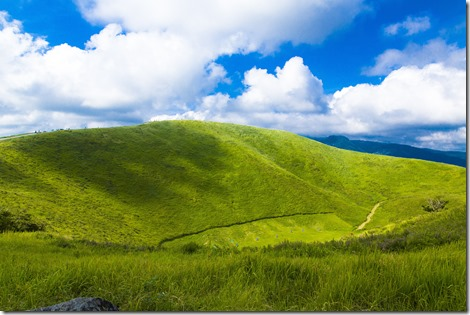 oomuroyama大室山