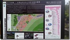 sakuranosato sakurakannbann さくらの里 桜看板