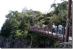 じょうがさき門脇吊り橋