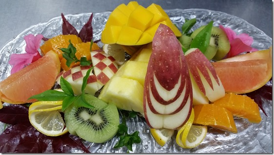 フルーツ、GEOパパイヤ、マンゴ (1)