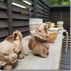 のんびり体験陶芸 ほけきょ庵